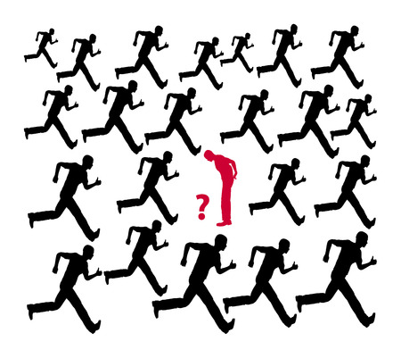 individualist: Think Twice. Do not follow the crowd or the common run of mankind
