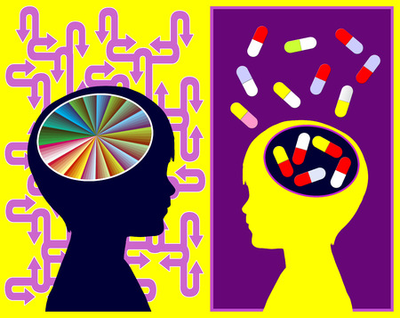 hyperactivity: ADHD Medication. Treatment of  Attention deficit hyperactivity disorder can develop severe side effects