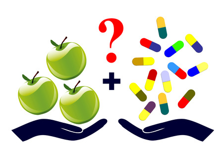alimentary: Vitamin Supplements. Rising the question to take or not to take vitamin pills