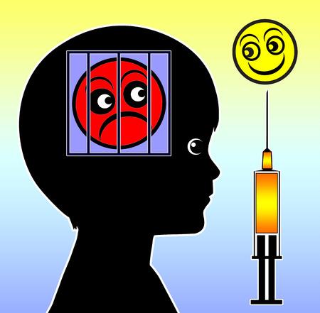 ansiedad: Tratamiento de la ansiedad. Los medicamentos para el trastorno de ansiedad o fobia social en niños y adolescentes
