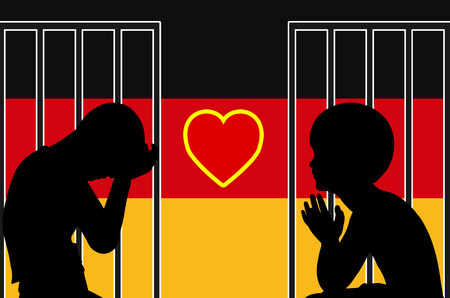 minors: Germany Welcomes Refugee Kids. German asylum laws Provide special support for minors and unaccompanied children