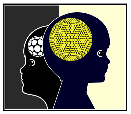 psicologia infantil: Educación temprana hace la diferencia. El desarrollo del cerebro depende de la estimulación en Educación Infantil