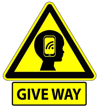 poner atencion: Dan paso a los nativos digitales. Prestar atenci�n a los ni�os con los tel�fonos celulares que est�n en riesgo en el tr�fico por carretera y en el tr�fico