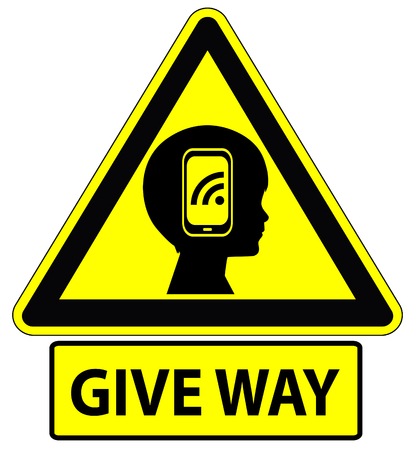 pay attention: Give Way to Digital Natives. Pay Attention to Kids with Cellular Phones Who are at risk in road traffic and in traffic