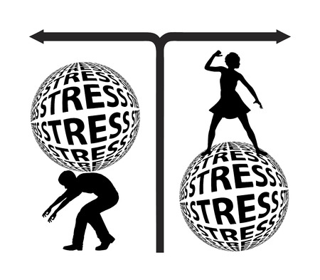 coping: Stress by gender. Men and women respond differently to extreme stress situations