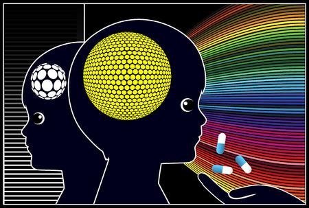 cognicion: Las drogas inteligentes para los ni�os. Cognici�n drogas para mejorar impulsar la inteligencia y la capacidad intelectual en Educaci�n Infantil