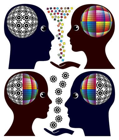 the psyche: Secretos para el feliz matrimonio. intereses y valores que intercambian mantienen relaciones desde hace mucho tiempo fuerte
