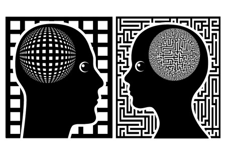 brain function: Men and Women see the world differently. Male and female brains process information in different ways