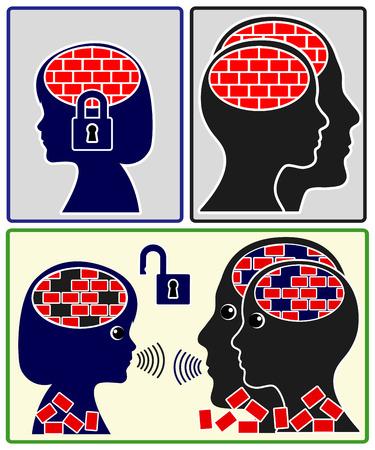 conflictos sociales: Solución de problemas con el adolescente. Los conflictos entre los padres y adolescente se resuelven hablando y comprometiendo