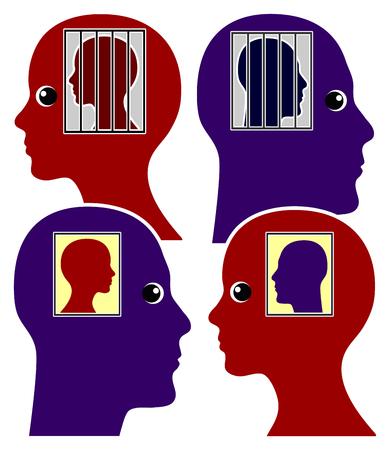psyche: Terapia de pareja exitosa. Pareja cambia el punto de vista de su relación y modificar su comportamiento