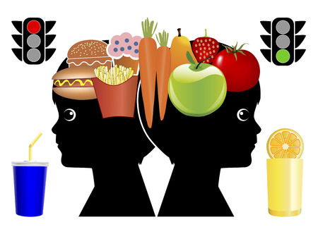 early childhood education: Teaching Kids Eating Habits. Children learn longlife foodhabits in early childhood education
