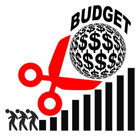 job loss: Budget Cuts and Rising Profits. Cutting Costs leading to job loss.