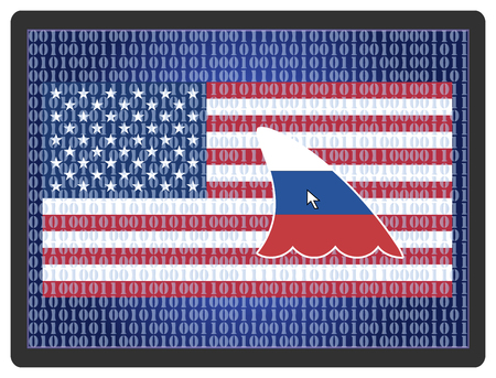 threaten: Russia spying on America. Russian hackers threaten US computer networks