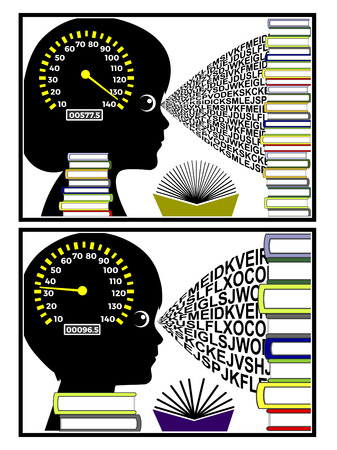 fluency: Kids Reading Speed. The more children read, the better They become.