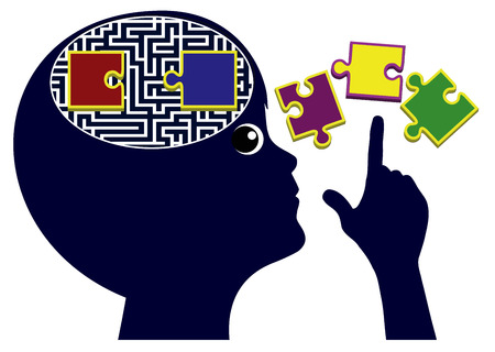 Teaching Kids Thinking Skills. Self-centered learning and brain development in early childhood education