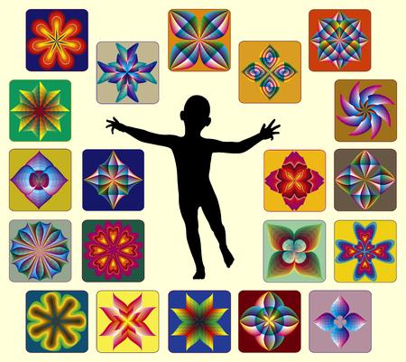 Jeux de cerveau pour les enfants. Stimulation visuelle précoce dans l'éducation de la petite enfance pour le développement de la mémoire