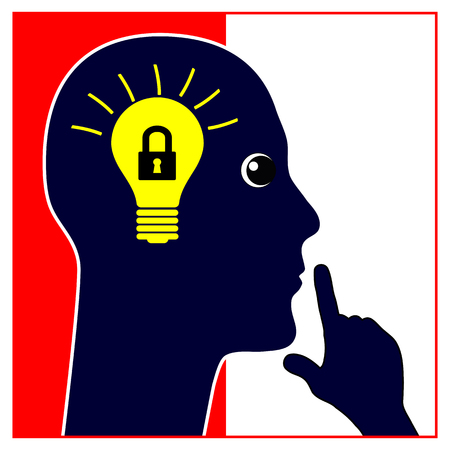 Keep your invention secret. Protect your ideas and be careful when you talk about it.