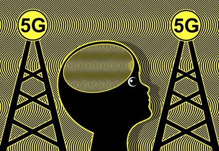 5G affects the brain of kids. Scientists warn of potential serious health effects of wireless radiation