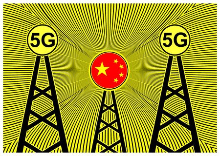5G technology from China. The future of wireless networks around the world