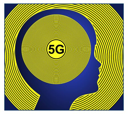5G technology in early childhood. The exposure of young children to the devices is damaging the brain development due to their smaller skulls