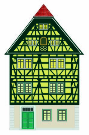 Medieval building from Europe with many elaborate details. 写真素材 - 150159875