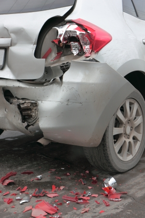 For transport a result of road accidents - a broken back and side parts