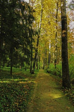 spassky: Memorial House IS Turgenev Spassky Lutovinovo. Russia. Orel region, Mtsensk District, the village Spasskoe- Lutovinovo