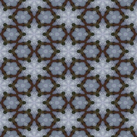 obnoxious: abstract floral pattern background