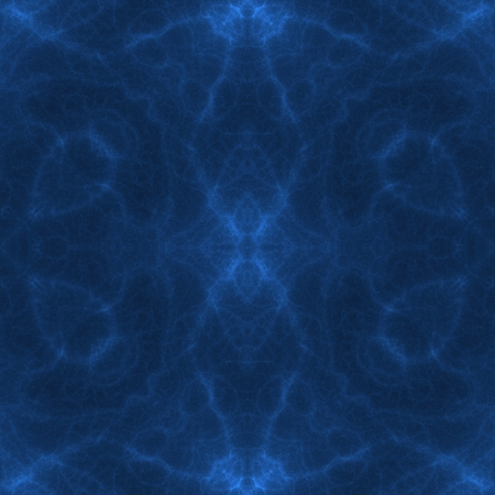 chakra: Abstract seamless spiritual blue chakra background Stock Photo