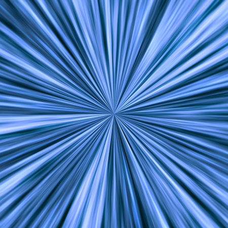 Blue abstract lines visual effective backdrop Stock Photo