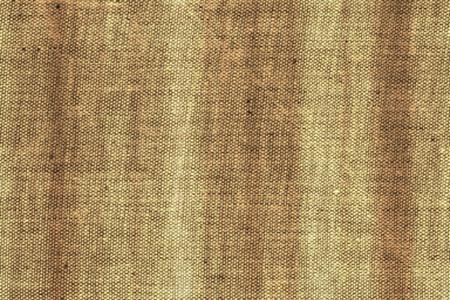 ecru: Lined ecru rural sackcloth background