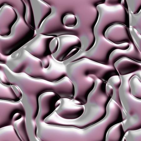 mettalic: Gleaming pink mettalic underlay or backdrop Stock Photo