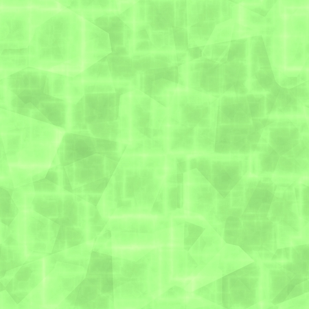 gleaming: Gleaming cube light green background