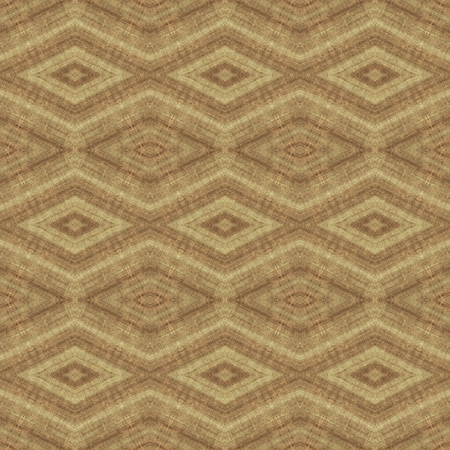 ecru: Brown end beige abstract seamless background or pattern Stock Photo