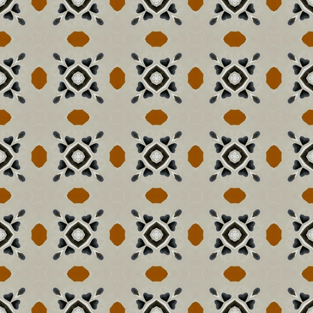 toffee: Toffee coffee decoration on grey wall pattern Stock Photo
