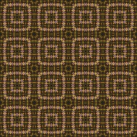 brown wallpaper: Ornate deco caramel brown wallpaper