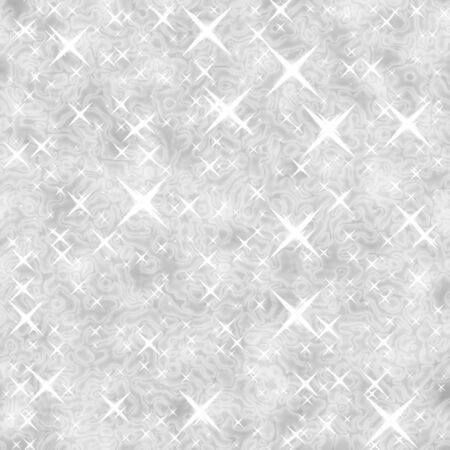 Sparkling white surface background with stars Banco de Imagens - 69867968