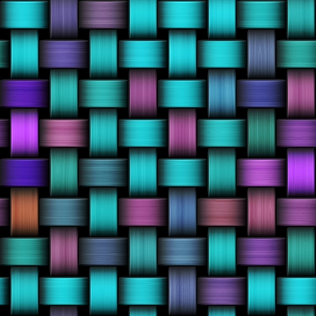absract art: Abstract graphic knit close-up detail design image Stock Photo