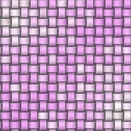 absract art: Detail pink and white knit background textured texture