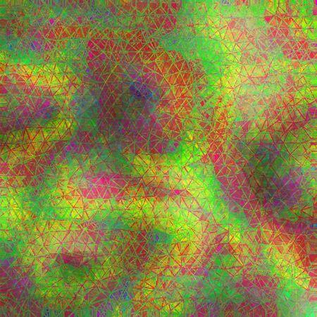 Surreal triangle wild cool like snake skin beautiful texture image