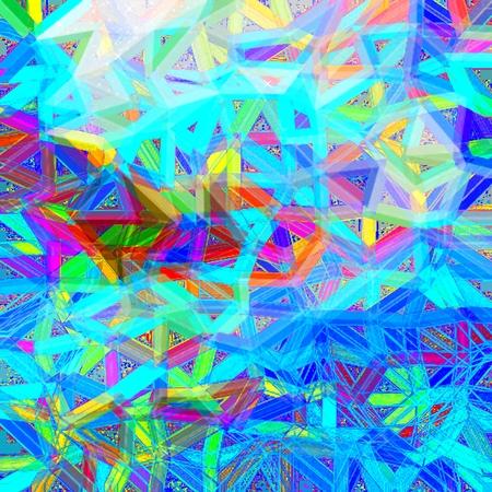 Amazing modern turquoise blue colorful background image Stock Photo