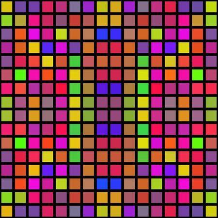 다채로운 추상 큐브 셰이프 pixelize 텍스처 스톡 콘텐츠