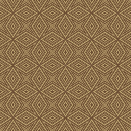 Ethno beige ornamental seamless style pattern design Stock Photo