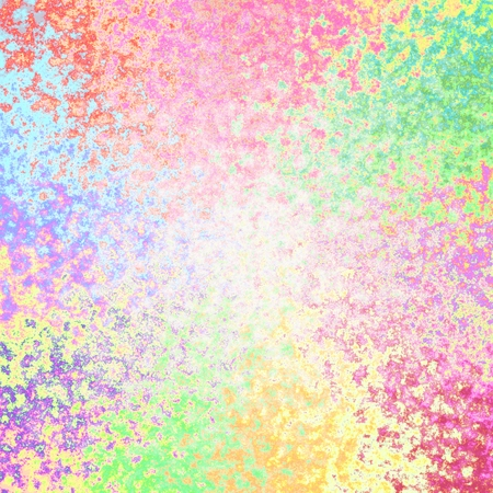 Abstract spray light color colorful mix background