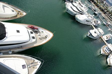 yates port forum Stock Photo