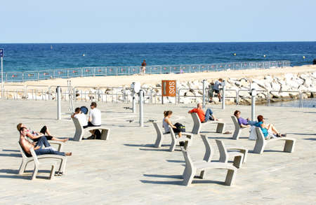 sunbathing Stock Photo - 9895923
