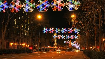 Christmas lighting photo
