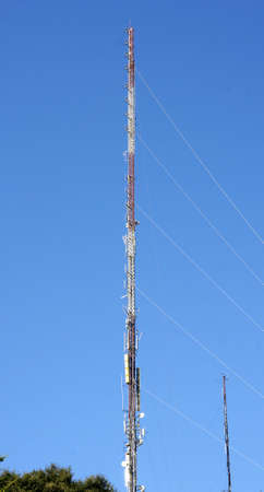 issuer: Antenna of radio placed in the Tibidabo of Barcelona
