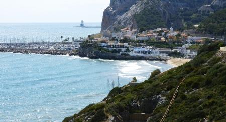 garraf: coasts of the Garraf, Barcelona