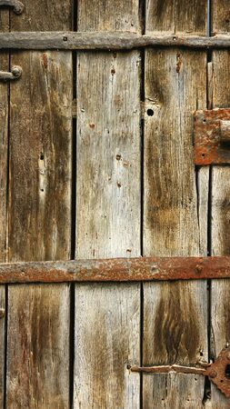 oxidized: Detail of door for funds and textures